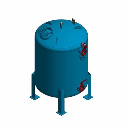 pressurefilter-tank